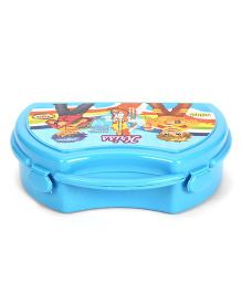 Jewel Tiffiny Lunch Box With Print - Sky Blue