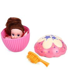 Cupcake Surprise Doll Pink - 15.5 cm