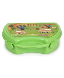 Jewel Tiffiny Lunch Box With Print - Green