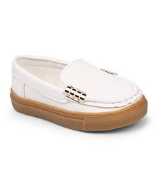 Bash Party Wear Loafers - White