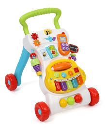 Winfun Grow With Me Musical Walker - Multicolor