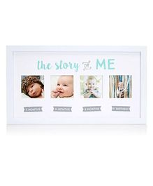 Pearhead The Story of Me Frame - White