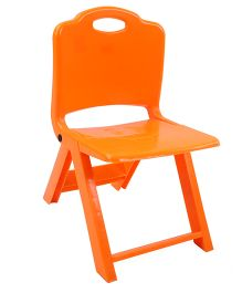 Folding Chair For Kids - Orange