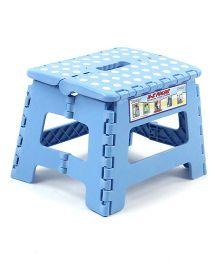 Folding Baby Stool - Blue