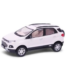 Centy Sports Echo Pull Back Action Toy Car - White