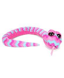Keel Sparkle Eye Snakes Pink - 101 cm