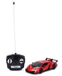 Hamleys Ultradraft Radio Control Car - Red And Black