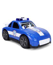Bloomy Emergency Police Vehicle - Blue