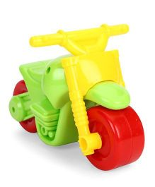 Toy Bike - Green And Red