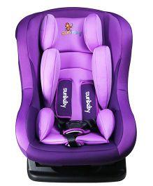 Sunbaby Convertible Car Seat - Purple