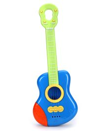 Hamleys Hey Music My First Guitar - Blue And Green