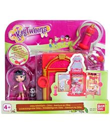 Toy Triangle - Key Tweens China Adventure