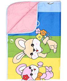Bed Protector -  Rabbit Print