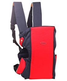 Baby Carrier Red And Blue - 4009