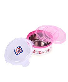Jewel Thermolock Insulated Lunch Box - Pink