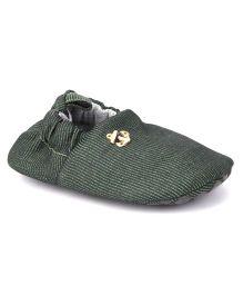Ivee Stylish Booties - Green