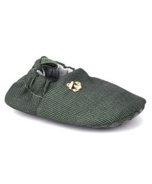 Ivee Stylish Booties - Green