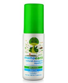 mamaearth Natural Mosquito Repellent For Babies - 100 ml