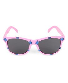 Kids Wayferar Sunglasses Arrows Print - Pink