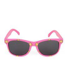 Kids Wayferar Sunglasses Arrows Print - Deep Pink