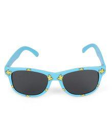 Kids Wayferar Sunglasses Arrows Print - Blue