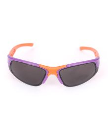 Kids Sports Sunglasses - Purple