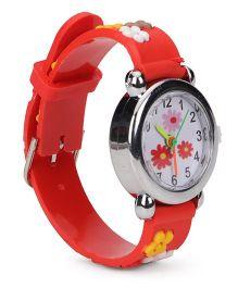 Stol'n Analog Wrist Watch - Red