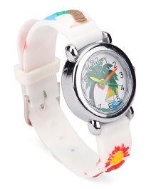 Stol'n Analog Wrist Watch - White