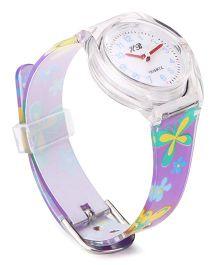 Stol'n Analog Wrist Watch - Purple