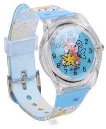 Stol'n Analog Wrist Watch - Blue
