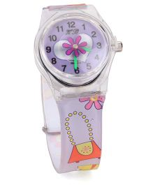 Stol'n Analog Wrist Watch - Purple