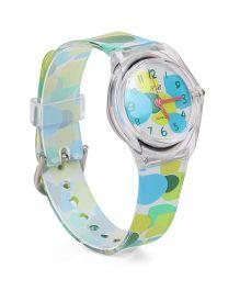 Stol'n Analog Wrist Watch - Green