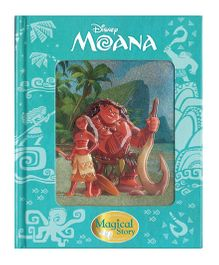 Disney Moana Magical Story - English