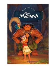 Disney Moana - English