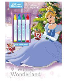 Disney Princess Winter Wonderland - English