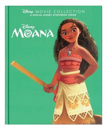 Disney Movie Collection Moana - English