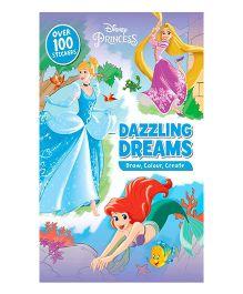 Disney Princess Dazzling Dreams - English