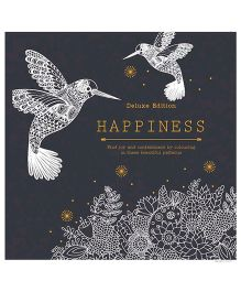 Happiness Find Joy And Contentment By Colouring in These Beautiful Patterns Volume 2 - English