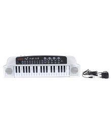 Mitashi Skykidz Playsmart Jazz Mater Musical Piano - Silver