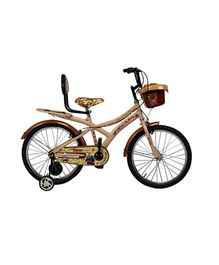 Avon Shaan Bicycle With Trainer Wheels 20T - Brown