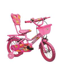 Avon Sunny Bicycle With Trainer Wheels 14T - Pink
