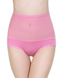 Aaram Bamboo Panty Tummy Tucker - Pink