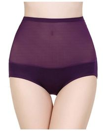 Aaram Bamboo Panty Tummy Tucker - Purple