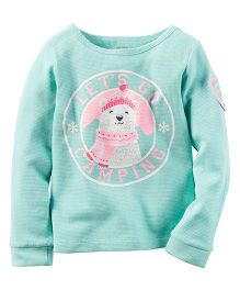 Carter's Polar Bear Top