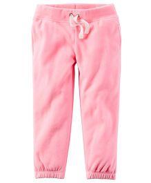 Carter's Fleece Pants - Pink
