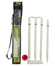 Wasan Cricket Set Yellow - Size 5