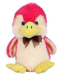 Ultra Atlantic Penguin Soft Toy Pink - 28 cm