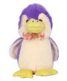 Ultra Atlantic Penguin Soft Toy Purple - 28 cm