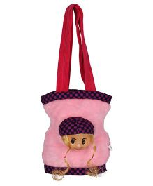 Ultra Tote Bag Pink - 10 Inches