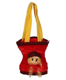 Ultra Tote Bag Red - 10 Inches